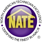 We employ for your Air Conditioning repair in Marietta GA, only the best NATE certified technicians.