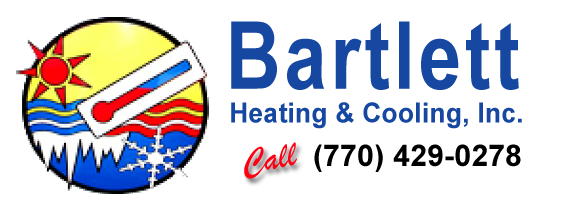 Bartlett Heating & Cooling, Inc. 972 Atlanta Road Marietta, GA 30060 - Phone: (770) 429-0278