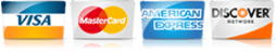 For Air Conditioning in Smyrna GA, we accept most major credit cards.